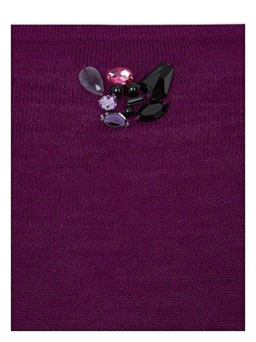 Violeta Chaqueta Mujer Con Punto De Escada Seda wYxUqaUv