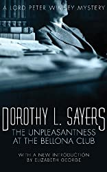 The Unpleasantness at the Bellona Club (Lord Peter Wimsey series Book 5)