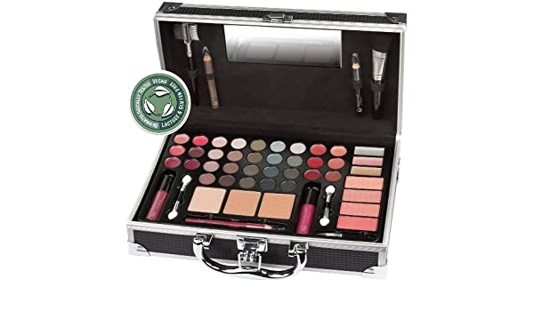 Maletín de maquillaje Super Beauty de 52 piezas (387 ...