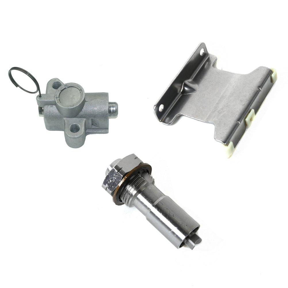 MOCA Timing Chain Kit for 2000-2011 Saturn Aura /& Pontiac G5 /& Chevy Cobalt HHR /& Saturn Vue 2.0L 2.2L 2.4L L4 DOHC 16V Vin F B P