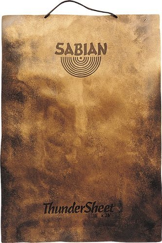 Sabian 52604 18-Inch Thundersheet ()