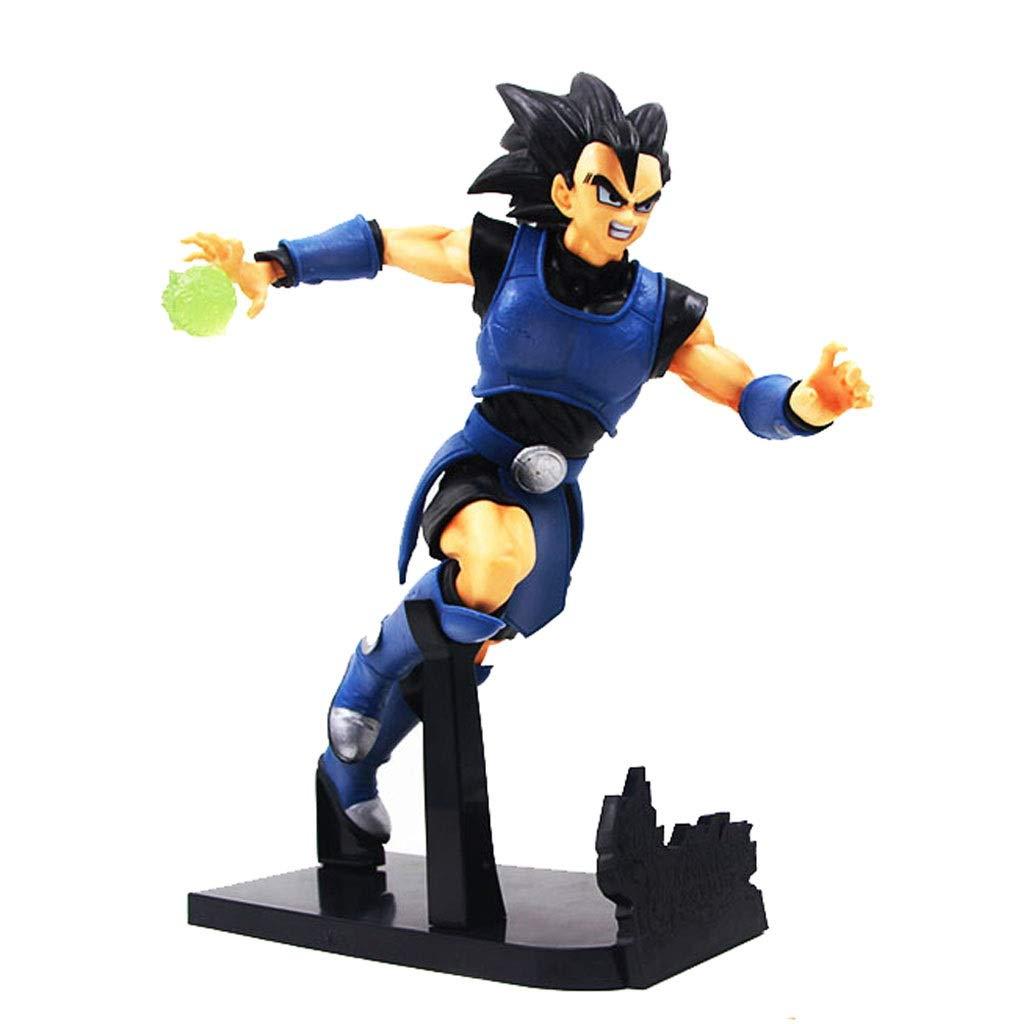 DUDDP Anime Charakter Dragon Ball Super Saiyan Dragon Ball Krieger Super Hero Wars Vegeta Action Figure Action Toy FiguresAction Figur Kunst Geschenk Modell Charakter Spielzeug Comic-Statue B07PDXDZPZ Menschen Öffnen Sie das Interesse und die Innovation I