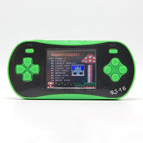 JXD Portable Handheld Console GM01030GreenUS