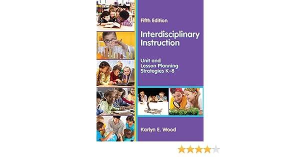 Amazon Interdisciplinary Instruction Unit And Lesson Planning