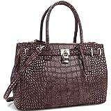 K68038L MyLux® Connection Fashion Designer Office Handbag Tote