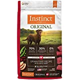 Instinct Original Grain Free Recipe with Real Beef Natural Dry Dog Food by Nature's Variety, 11 lb. Bag