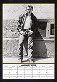 James Dean Poster Calendar 2019