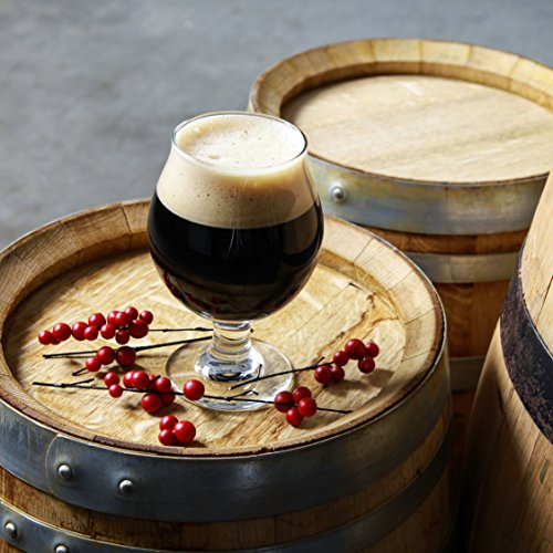 Bourbon Barrel Beer - Bourbon Barrel Porter - Homebrew Beer Recipe Kit - Malt Extract, Ale