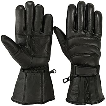 Amazon.com: Mens Motorbike Gloves Cold Weather Motorcycle