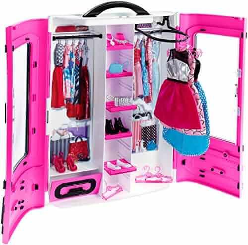 Barbie Fashionistas Ultimate Closet, Pink
