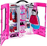 #2: Barbie Fashionistas Ultimate Closet, Pink