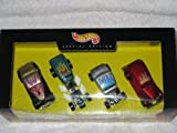 Hot Wheels Special Edition Street Rods Set