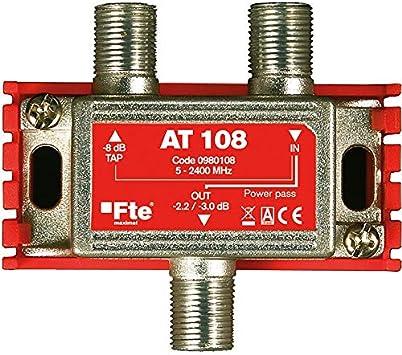 Fte-maximal at 108 - Derivador at-108 conexión -f 1 salida ...