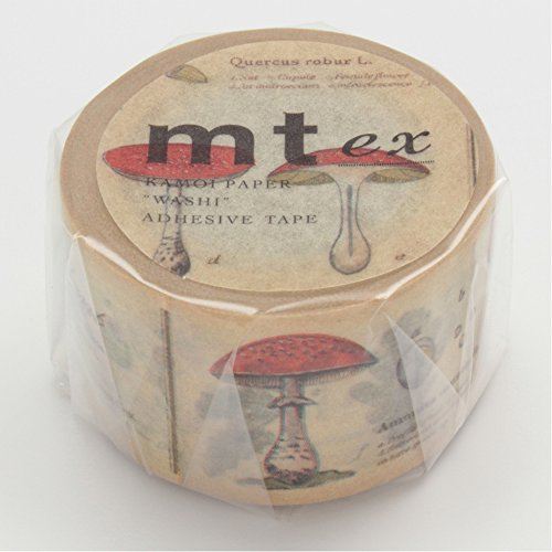 MT Masking Tape Ex Picture Book Plant (MTEX1P34)