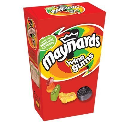 Maynards Wines Gums by Cadbury Trebor Bassett [Foods]