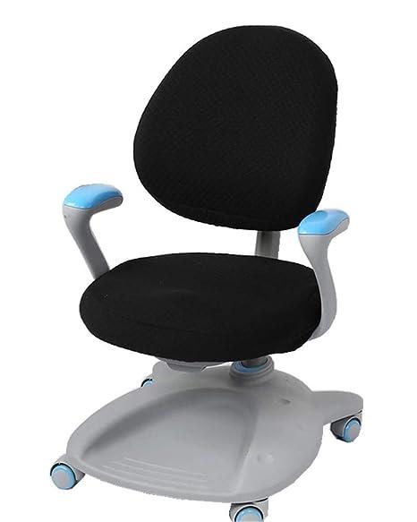 Miraculous Amazon Com Seiyue Kids Swivel Chairs Desk Chair Cover Machost Co Dining Chair Design Ideas Machostcouk