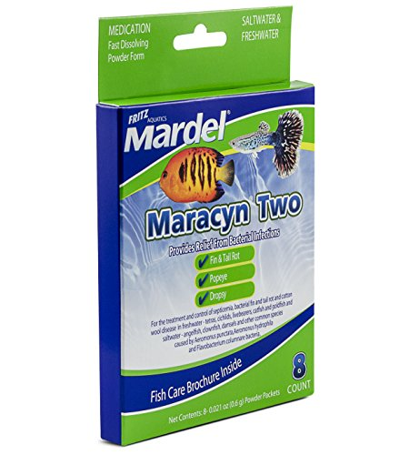Mardel Treats - Fritz Aquatics 8 Count Mardel Maracyn 2 Treats