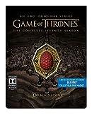 Game of Thrones Season 7 Steelbook [3Blu-Ray] (English audio. English subtitles)