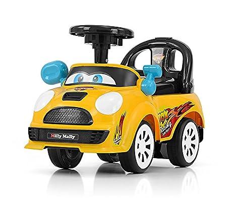 Antideslizante Vehículos patín de Joy antideslizante Auto Antideslizante carro 13016 - Andador amarillo: Amazon.es: Bebé