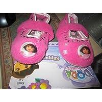 Dora the Explorer Slippers (Small 5/6)
