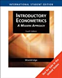 img - for Introductory Econometrics (International Student Edition) book / textbook / text book