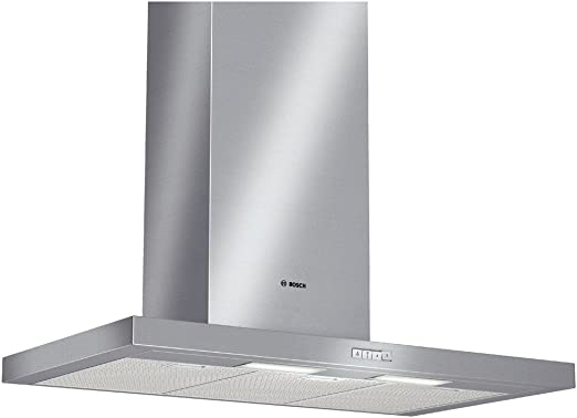 Bosch DWW09 - Campana extractora de humos para pared, acero inoxidable (451 cm, 260 W), acero inoxidable: Amazon.es: Hogar