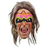 Trick Or Treat Studios Adult WWE Ultimate Warrior Mask Standard