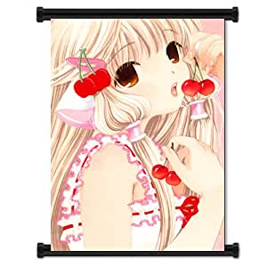 """Chobits Anime Fabric Wall Scroll Poster (32""""x46"""") Inches"""