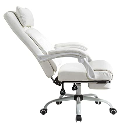 Amazon.com: Chairs Sofas Household Lift Chair/Household White Office ...