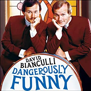 Dangerously Funny Audiobook