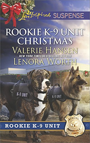 Download PDF Rookie K-9 Unit Christmas - Surviving Christmas\Holiday High Alert