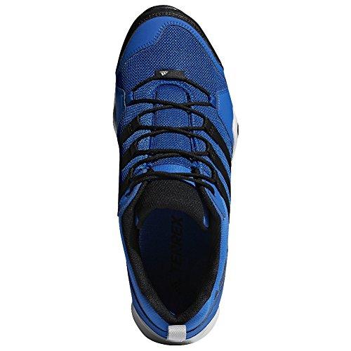 adidas Sport Performance Men's Terrex AX2R Sneakers Blue Beauty, Black, Trace Royal