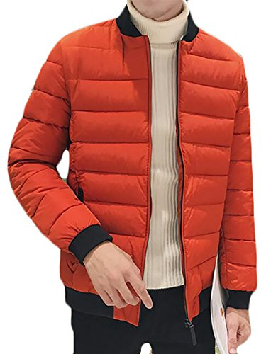 Collar Casual and Black Jacket Autumn Winter Men's today Down Stand Ultralight UK Cawqx4