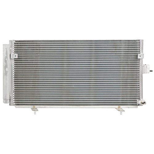 A/C AC Condenser With Drier For Subaru Impreza Legacy Outback 2005 - 2009 - BuyAutoParts 60-60502ND New