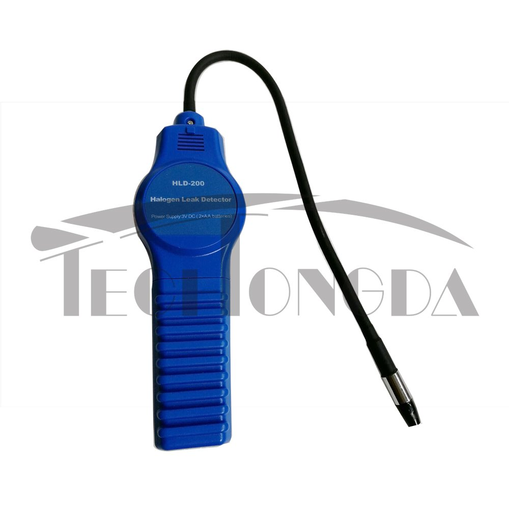 INTBUYING Portable HLD-200+ Negative Corona Halogen Gas Detector Refrigerant Gas Leak Detector#110080 - - Amazon.com