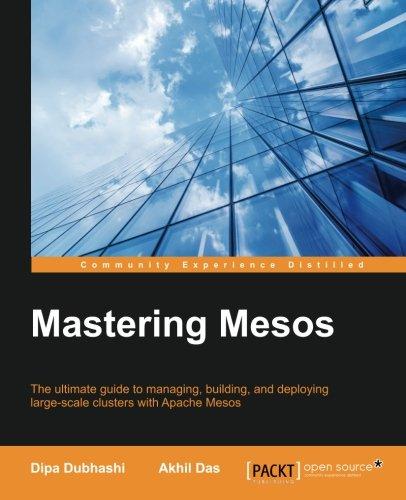 Download Mastering Mesos ebook