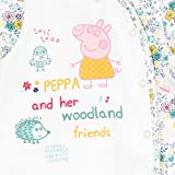 Peppa Pig Baby Girls Footies Size 12M