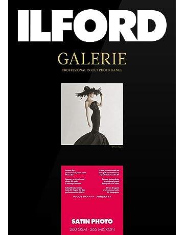 Ilford papel fotográfico 8.9 X 14 CM, 100 Hojas 1770890