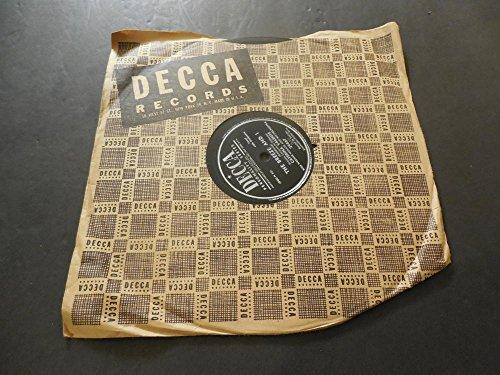 Caterina Valente The Breeze and I Deccca 19467 78 RPM Vinyl NM (Breeze Pub)