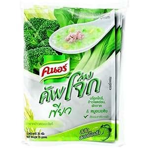 Amazon.com : Knorr Pre Cooked Rice Porridge Green Flavor