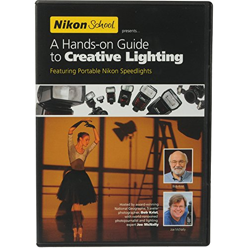Nikon A Hands-On Guide To Creative Lighting - 11786