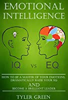 Emotional Intelligence Front Cover