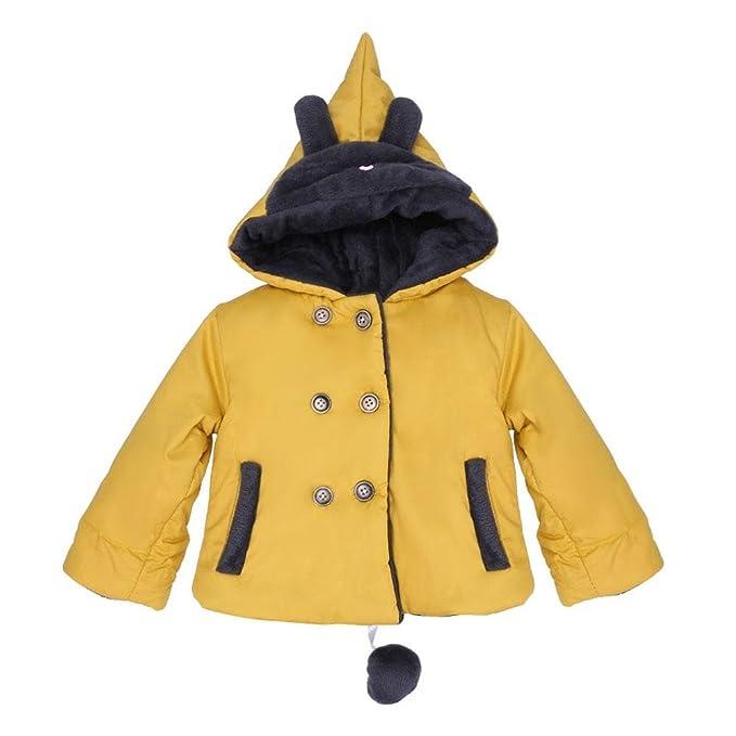 Bambina Vento Cappello A Giacca 1pcs Invernale Domybest Cappotto Con AEx7PqWw