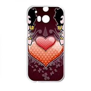 Betty Boop Cell Phone Case for HTC One M8