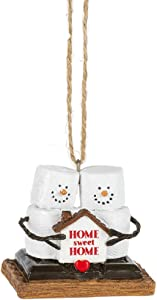 Midwest-CBK S'mores Home Sweet Home Couple Ornament