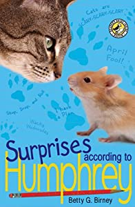 surprises according to humphrey book by betty g birney