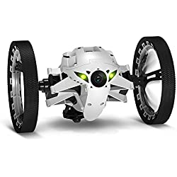 Parrot Mini Drone Jumping Sumo - White