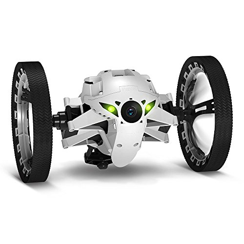 Price comparison product image Parrot Mini Drone Jumping Sumo - White