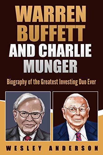 Amazing Amazon Com Warren Buffett And Charlie Munger Biography Of Download Free Architecture Designs Scobabritishbridgeorg