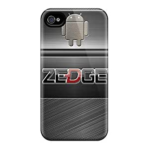 Hard Plastic Case For Iphone 4/4S Cover Back Covers,hotcases At Perfect Customized